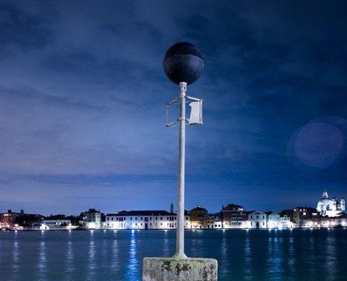 Fotografía de Venezia desde la isla de la Giudeccha