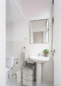 Foto de un lavabo