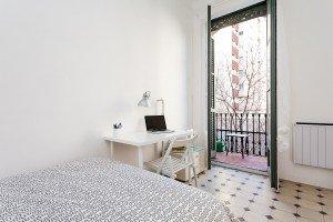 Fotografia de una habitación