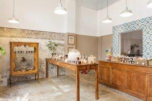 Foto interiores pastelería