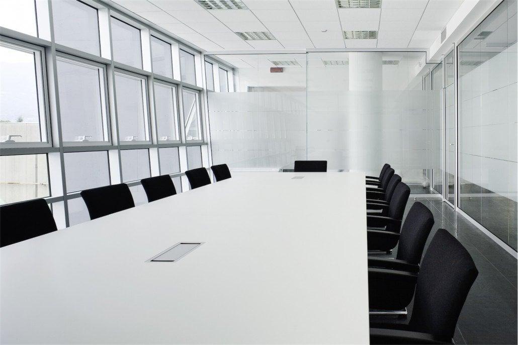 Foto de la sala reunion