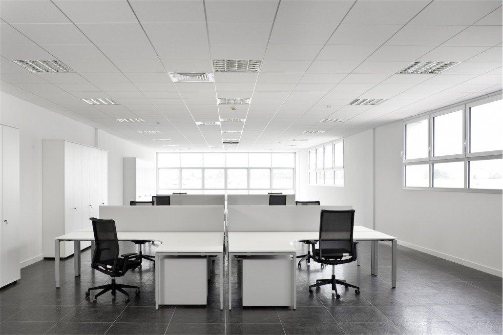 Fotografia de un Oficina