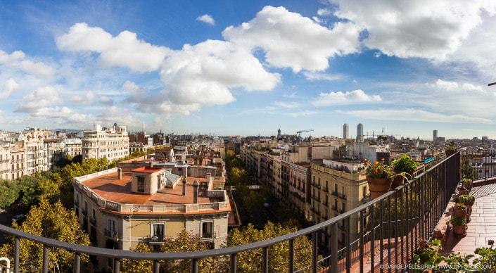 Las terrazas de barcelona