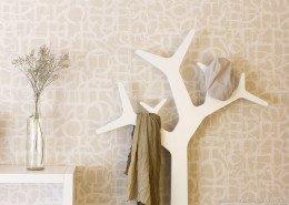 Fotografía de interiorismo de una habitación