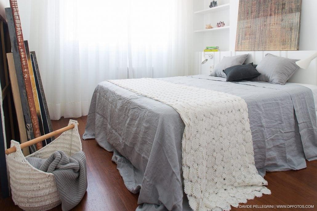 Fotografía de una habitación