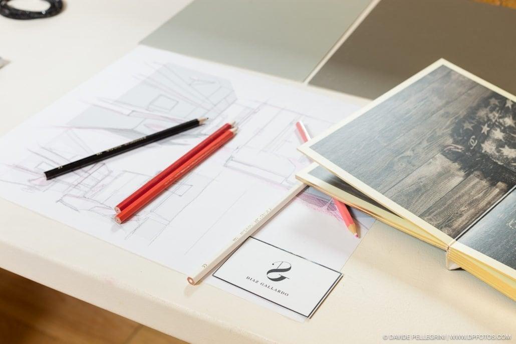 Decoración mesa de trabajo