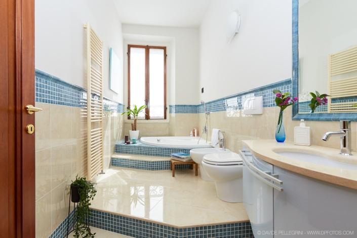 Fotografiá de el baño de un apartamento turístico