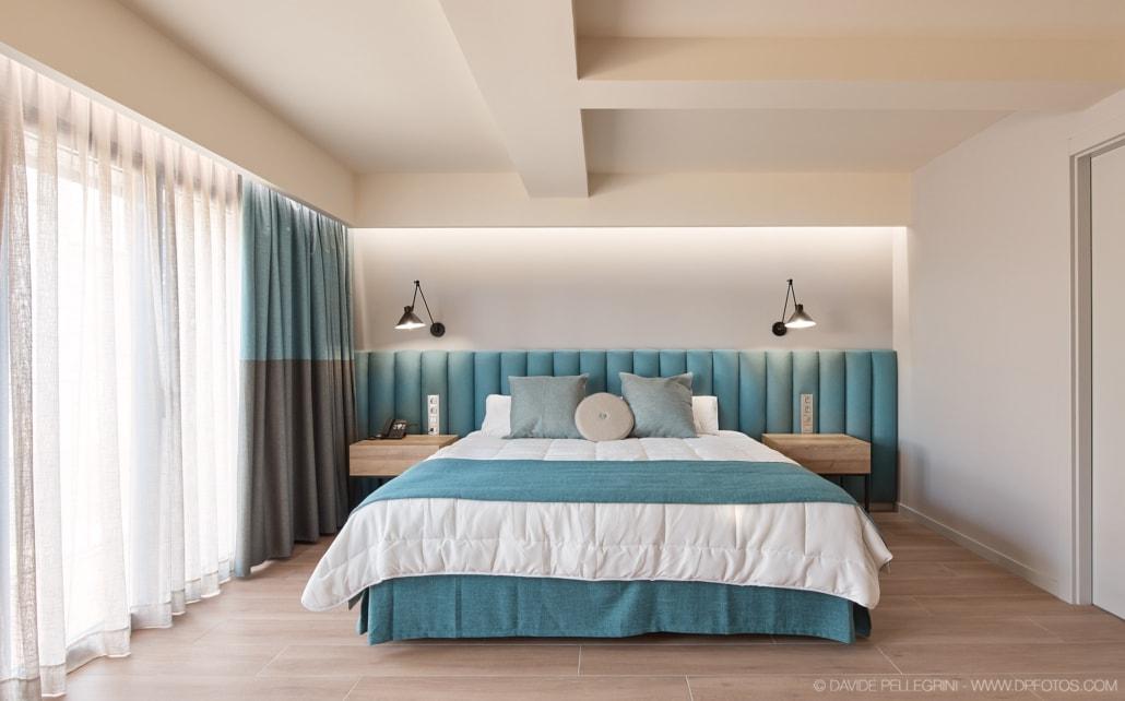 Foto de una habitación del hotel