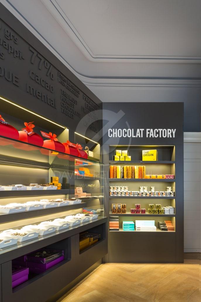 Foto de interiorismo de una pastelería