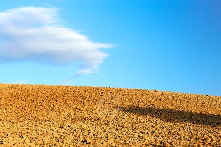 Foto di paesaggio - Nuvole