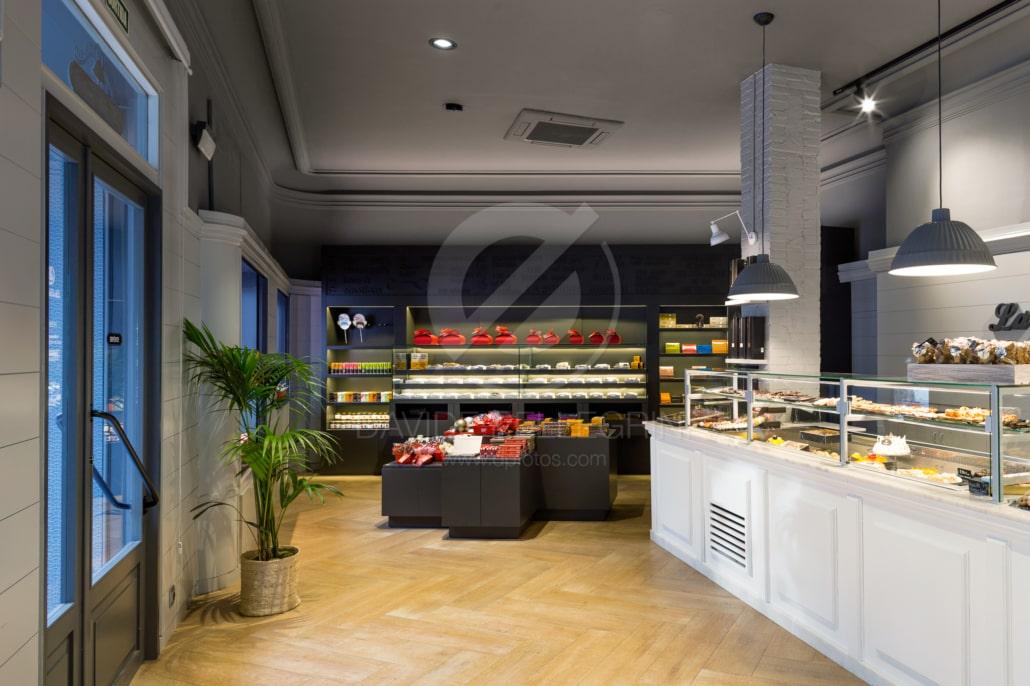 Foto general de una pastelería
